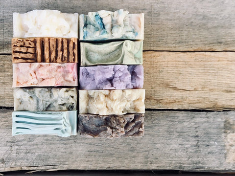 10 Bars Soap Mix & Match