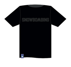 SB18 Snowbombing Short Sleeve T-Shirt - Black