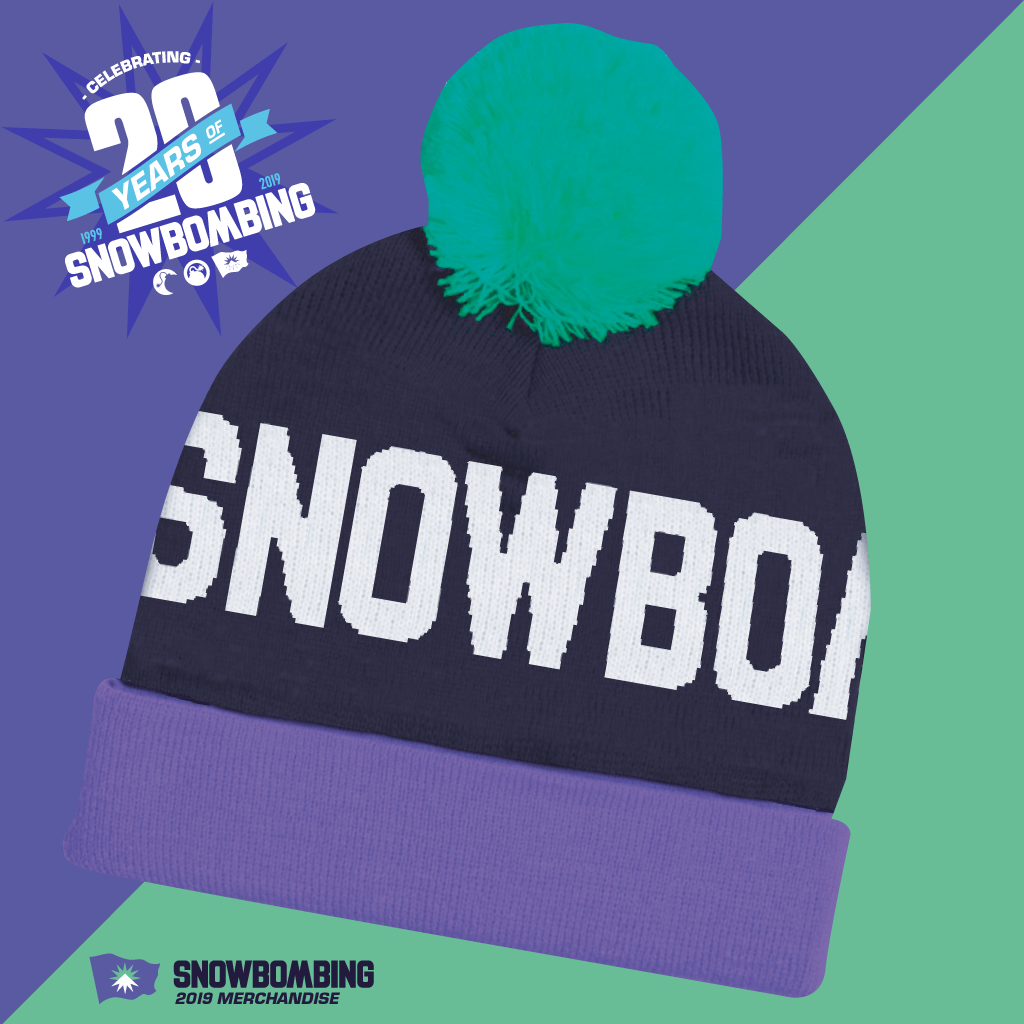 SB18 Bobble Ski Hat