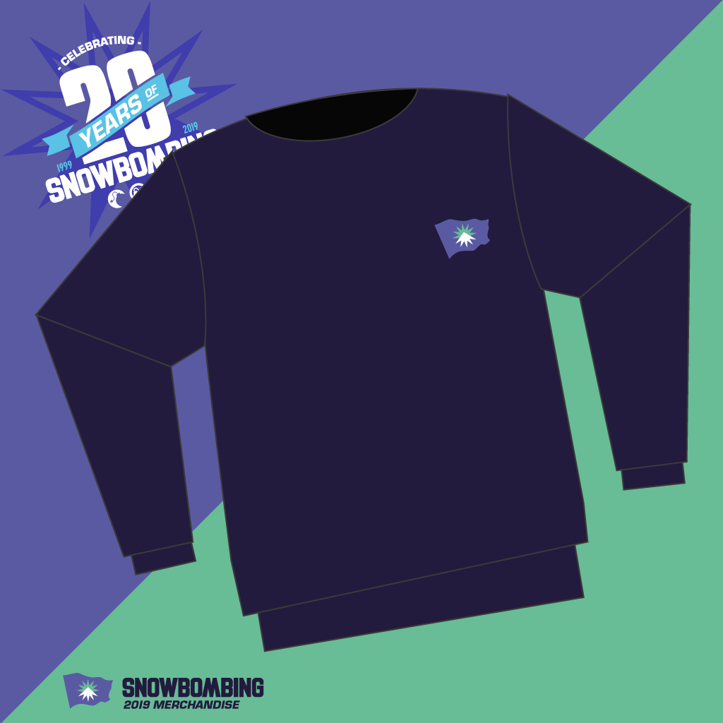 SB19 - Navy Sweatshirt