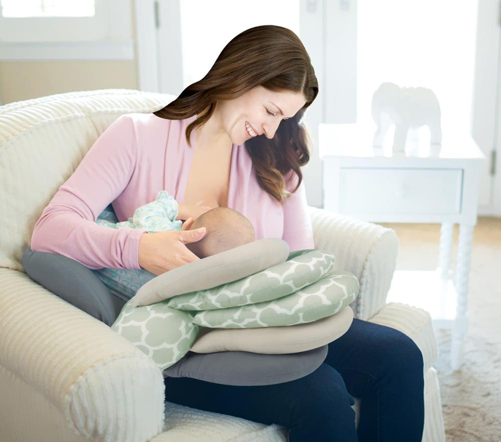 Babywyse™ Adjustable Baby Nursing Pillow