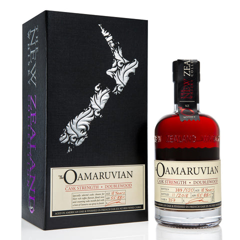 The Oamaruvian Cask Strength 18 Year Old 350ml
