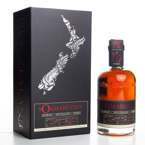 Oamaruvian 100 Proof 18 Year Old 350ml