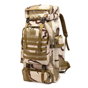 60L Military Backpack - Halex Outdoor Gear