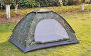 2-Person Ultralight Automatic Pop Up Dome Tent - Halex Outdoor Gear