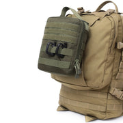 Emergency First Aid Medical Bag - Halex Outdoor Gear / Survival / Tactical