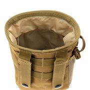 Military Style Drawstring Nylon Pouch - Halex Outdoor Gear / Survival / Tactical
