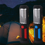 2-Mode USB Rechargeable COB LED Flashlight - Halex Outdoor Gear / Survival / Tactical