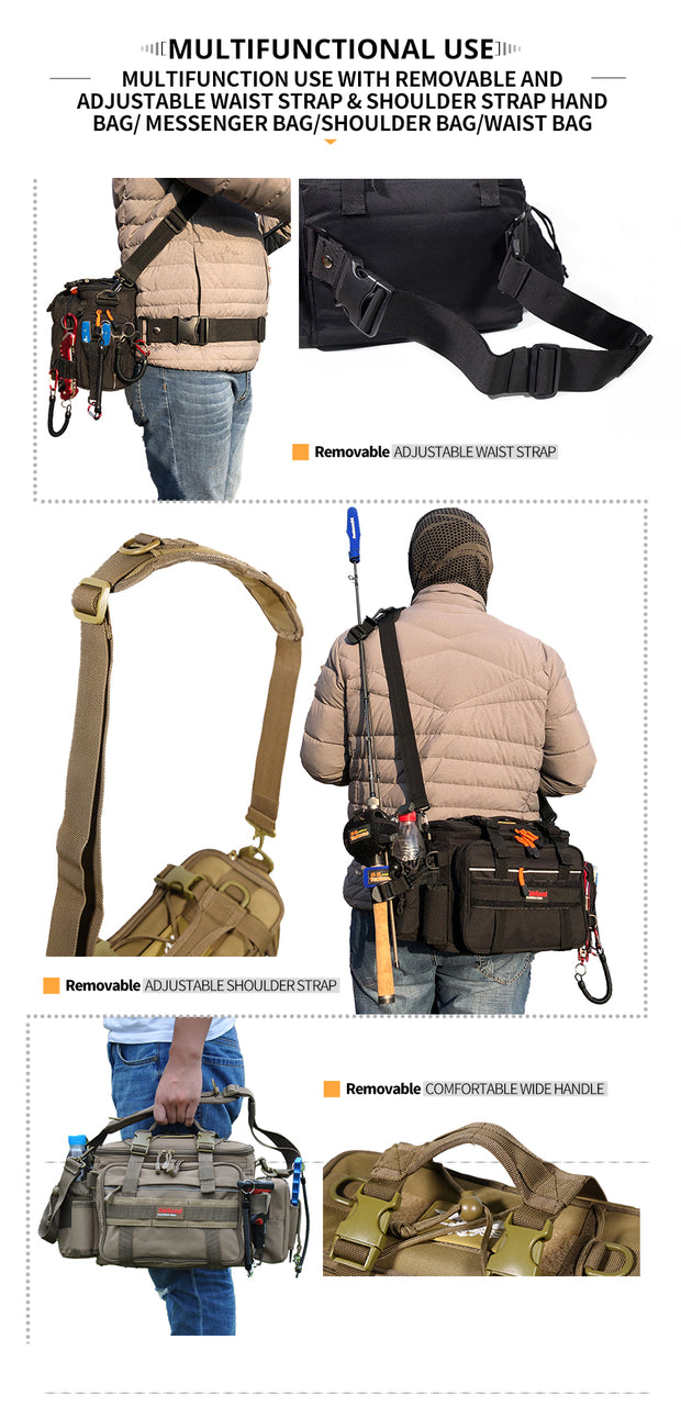 Fishing Tacklebag - Halex Outdoor Gear