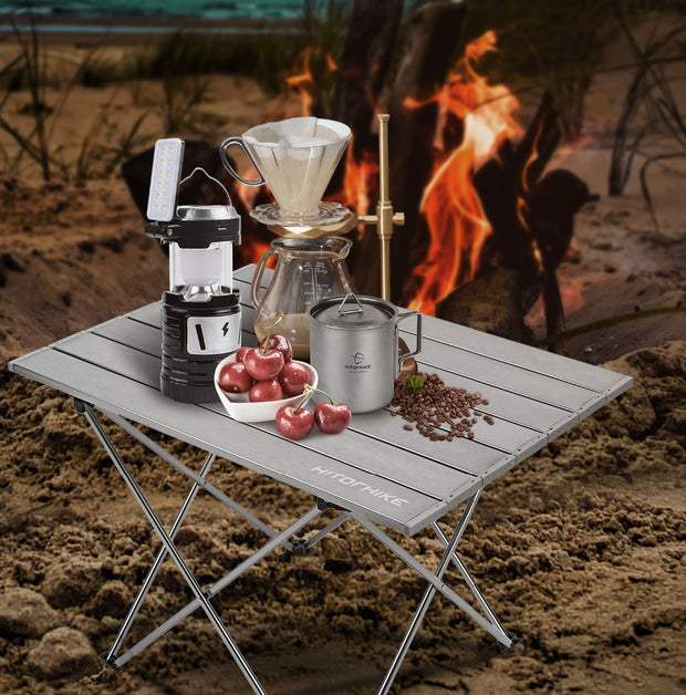 Premium Folding Camping Table - Halex Outdoor Gear / Survival / Tactical
