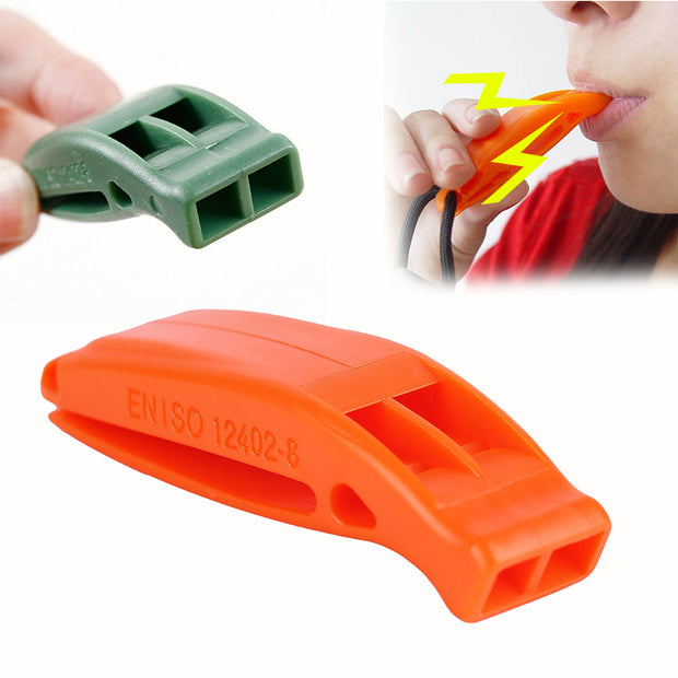 Emergency Dual Frequency Survival Whistle - Halex Outdoor Gear