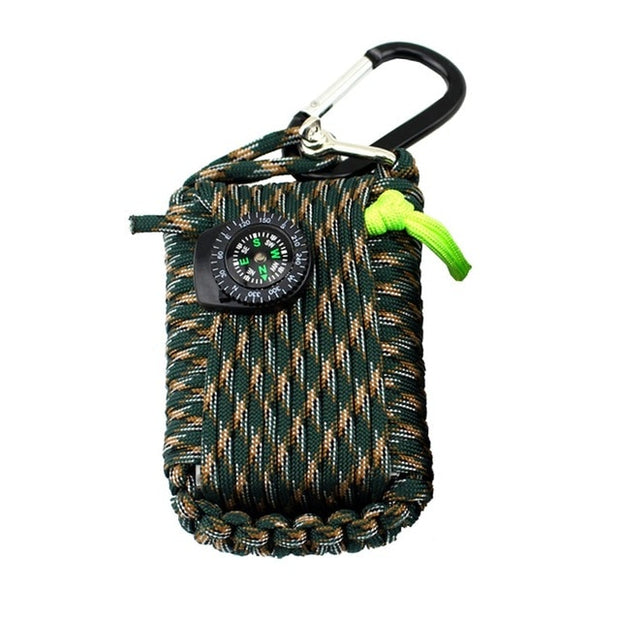 25 in 1 Emergency Survival Tool KIt - Halex Outdoor Gear
