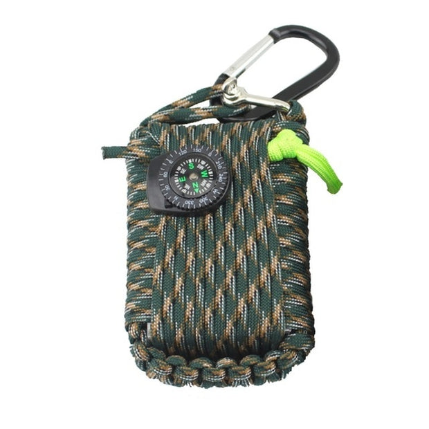 25 in 1 Emergency Survival Tool KIt - Halex Outdoor Gear / Survival / Tactical