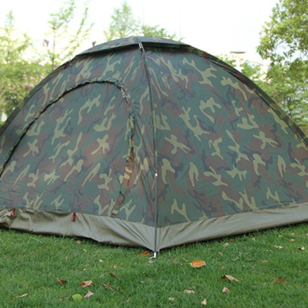 2-Person Ultralight Automatic Pop Up Dome Tent - Halex Outdoor Gear / Survival / Tactical