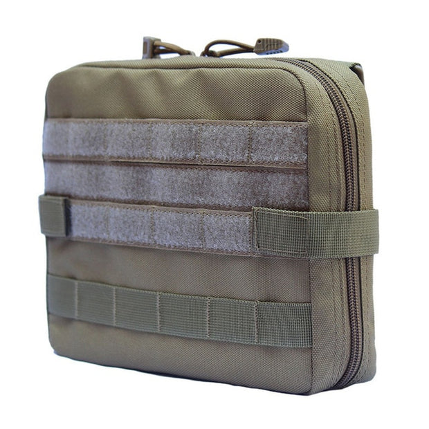 Military Style Admin Utility Bag w/ MOLLE System - Halex Outdoor Gear / Survival / Tactical