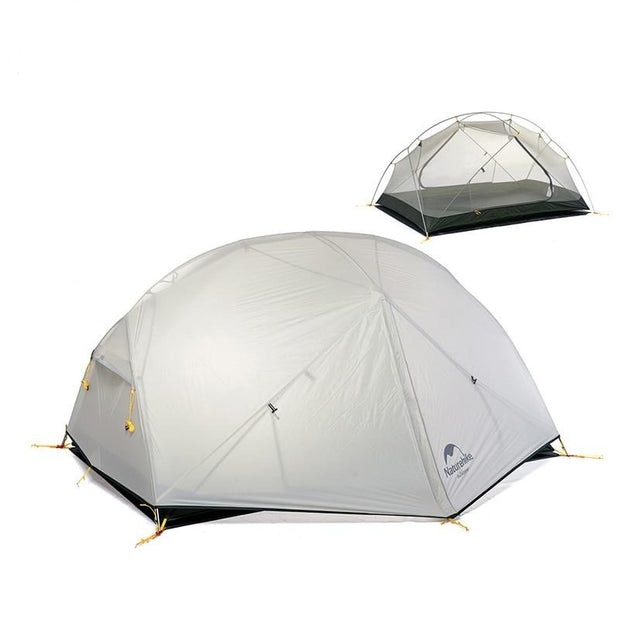 2-Person Double Layer Waterproof Tent - Halex Outdoor Gear