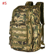 40L MILITARY BACKPACK - Halex Outdoor Gear / Survival / Tactical
