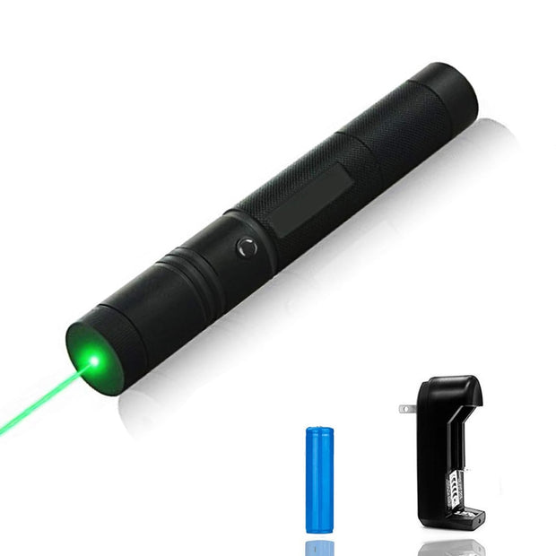 Tactical Laser Pointer Green / Blue - Halex Outdoor Gear / Survival / Tactical