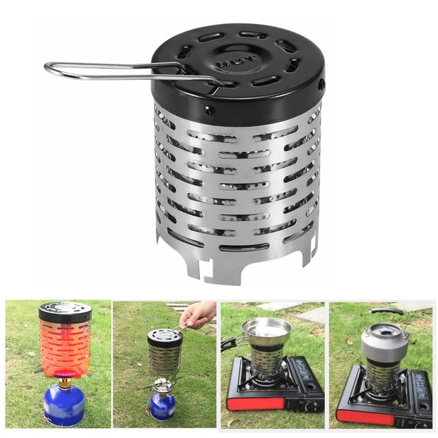 Portable Mini Outdoor Gas Heater - Halex Outdoor Gear