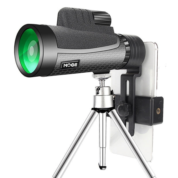 12x50 Zoom HD Monocular Telescope - Halex Outdoor Gear