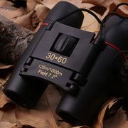 30 x 60 HD Mini Binoculars - Halex Outdoor Gear / Survival / Tactical