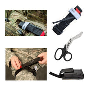 One Hand Emergency Tourniquet Pro Kit - Halex Outdoor Gear