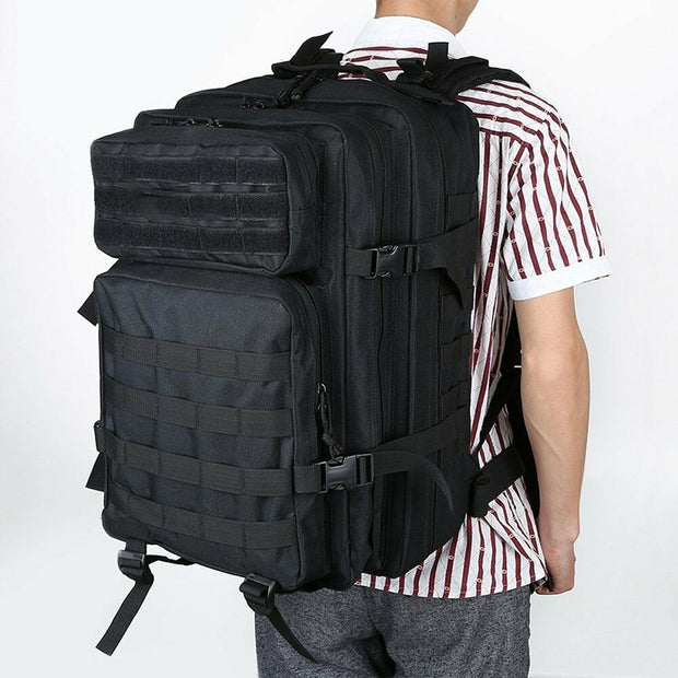 45L Military Backpack - Halex Outdoor Gear / Survival / Tactical