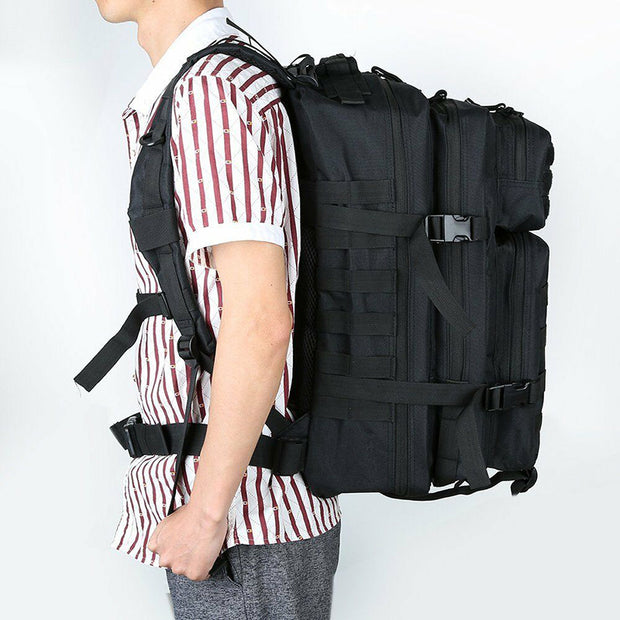 45L Military Backpack - Halex Outdoor Gear