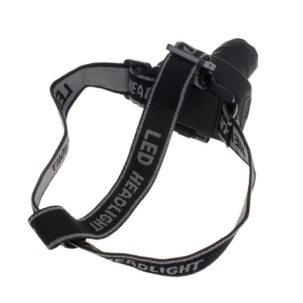 1000LM Adjustable Headlamp - Halex Outdoor Gear / Survival / Tactical
