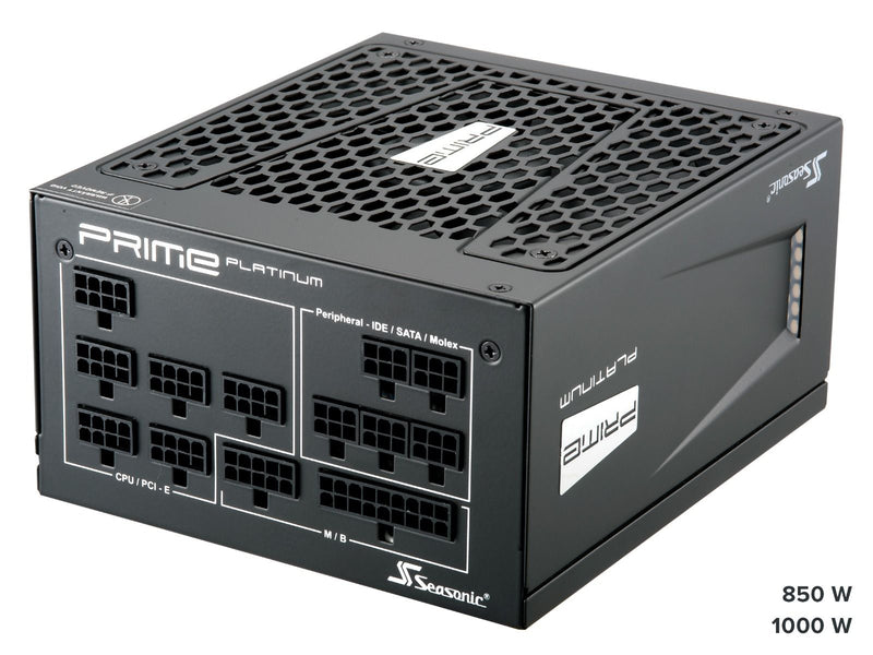 SeaSonic Prime 1000W Platinum SSR-1000PD
