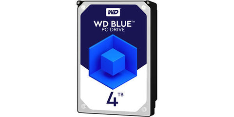 Western Digital WD40EZRZ Blue 4TB 5400 RPM SATA 6 Gb/s 64MB
