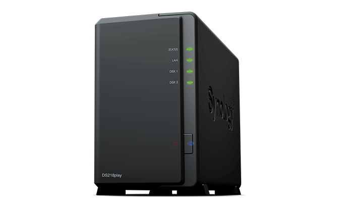 Synology DiskStation DS218 Play