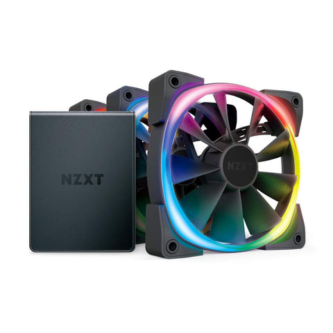 NZXT AER RGB 2 120MM Triple Starter