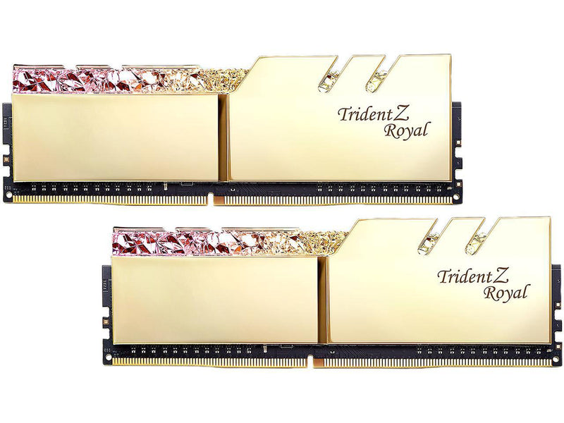 G.Skill Trident Z Royal Series DDR4 16GB (2 x 8GB) 3000MHz - G