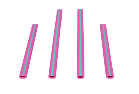 HotSips Reusable Straws - Small & Medium (8oz - 16oz)