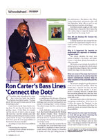Ron Carter Connect the Dots