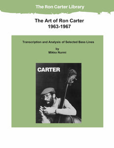 The Art of Ron Carter 1963-1967