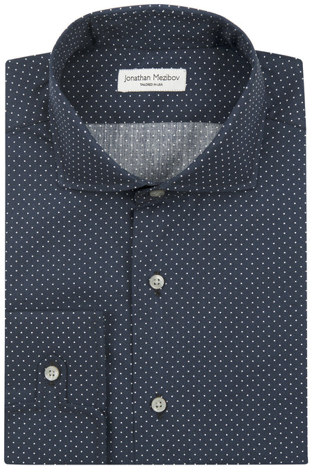 Slim-Fit Conwell Glen Plaid Dress Shirt