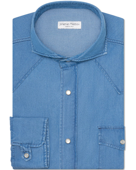 Gordon Denim Shirt