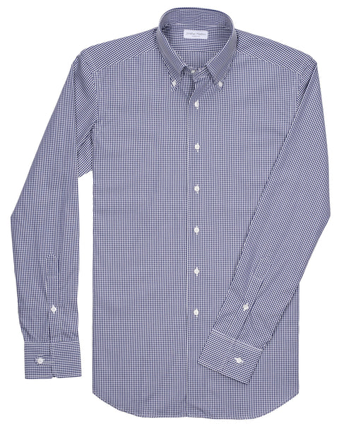 Slim-Fit Gordon Checked Sport Shirt