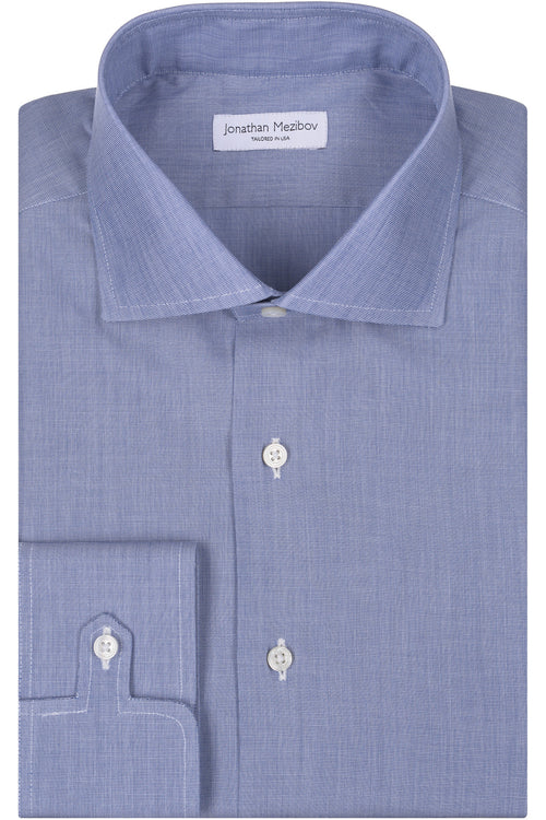 Slim-Fit Carmichael End-On-End Dress Shirt