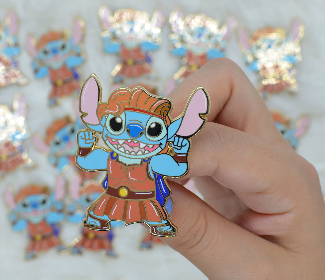 Stitch Hercules Pin