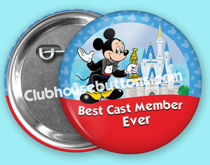Best Cast Member Button