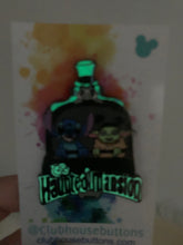 Load image into Gallery viewer, Stitch and Baby Haunted Mansion Pin