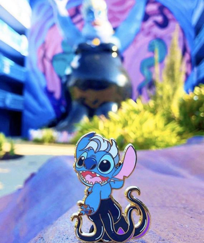 Ursula Stitch Pin