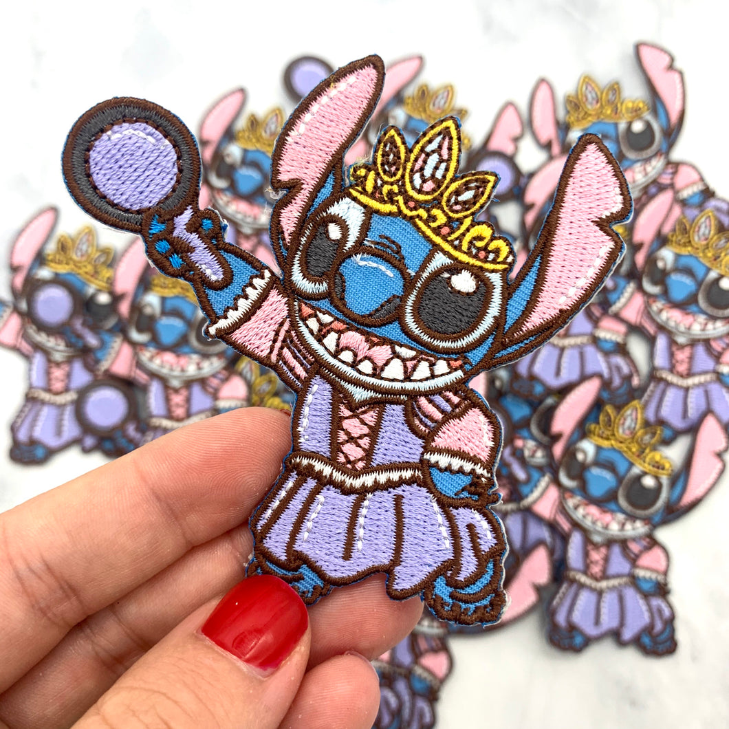 Lost Princess Stich Patch