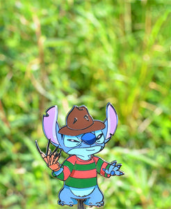 Stitch Freddy B-Grade Pin