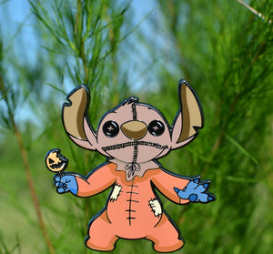 Sam Stitch Pin