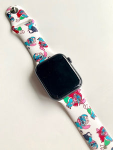 Ariel & Ursula Apple Watch Band