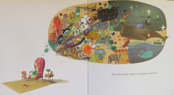Oliver Jeffers: The Heart and the bottle